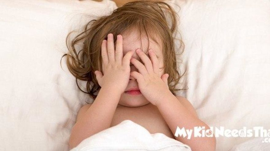 Find out about the different reasons why kids wet the bed.