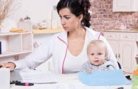 A Parents Guide to Working From Home