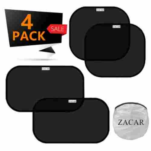 zacar car window shade for baby