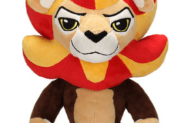 Zetterburn Plush + DLC
